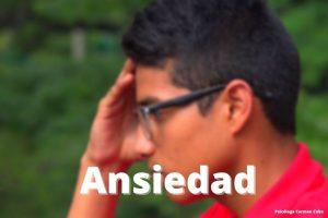 la Ansiedad en la Adolescencia